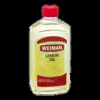 Weiman Lemon Oil Furniture Polish With UVX-15 Sunscreen