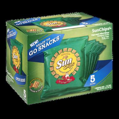 Sunchips® Harvest Mini Bites Spring Veggie Medley
