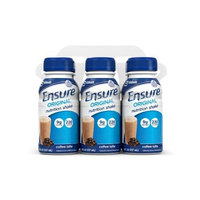 Ensure Original Nutrition Shake, Coffee Latte, 8-Ounce Bottle, 6 Count (Pack of 4)