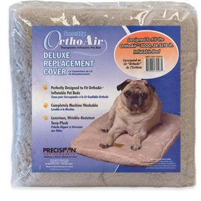 Precision Pet 2664 SnooZZy Ortho Air Crate Mat Cover Size: X-Small (17