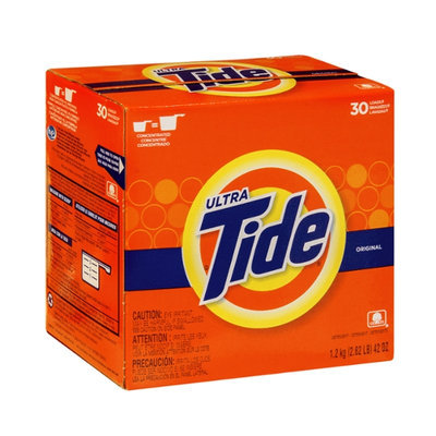 Tide Ultra Original Laundry Detergent