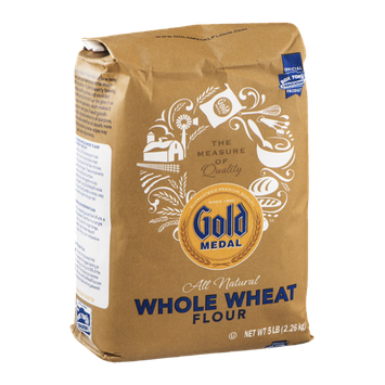 Gold Medal All Natural Whole Wheat Flour