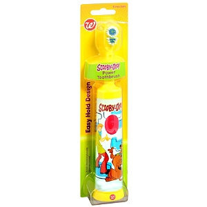 Walgreens Scooby-Doo! Extra Soft Bristle Power Toothbrush