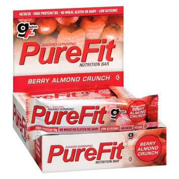 PureFit Protein Bars Berry Almond,15 Pack