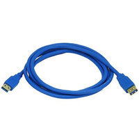 Monoprice 6ft USB 3.0 A Male to A Female Extension 28/24AWG Cable (Gold Plated)