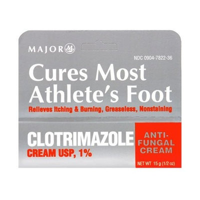 Perrigo Clotrimazole Cream 1% 15 gm. Tube by Taro