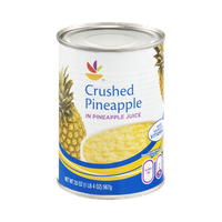 Ahold Pineapple Crushed