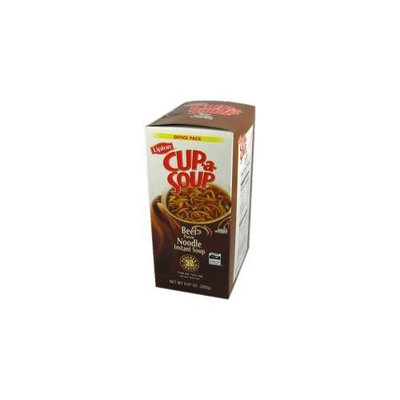 Lipton Noodle Soup With Beef