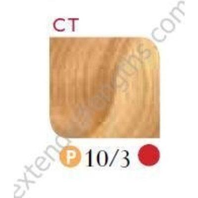 Wella Koleston Perfect Permanent Creme Haircolor 1:1 10/3 Lightest Blonde/G
