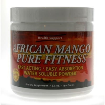 Health Support African Mango Pure Ftness, 150 gm ( Multi-Pack)