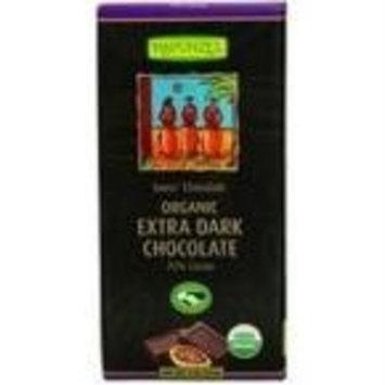 Rapunzle Dark Chocolate 70% Cocoa Bar ( 12x3 OZ)