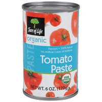 Tree Of Life Tomato Paste Org 6 OZ (Pack of 6)