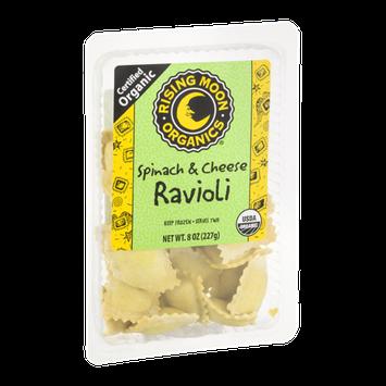 Rising Moon Organics Ravioli Spinach & Cheese