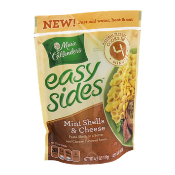 Marie Callender's Easy Sides Mini Shells & Cheese