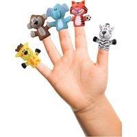 Generic Garanimals Finger Puppets
