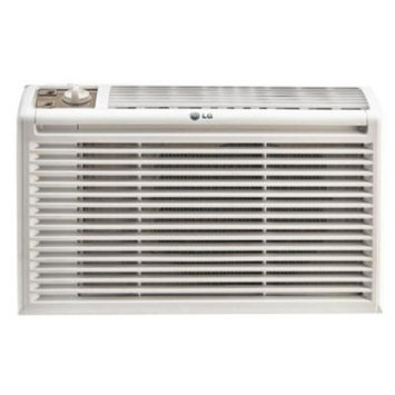 LG Electronics 5,000 BTU 115-Volt Window Air Conditioner with ENERGY STAR