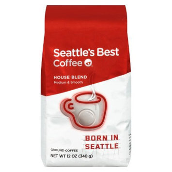 Seattle's Best Coffee House Blend 12oz Ground