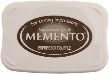 Tsukineko Inc. Memento Full Size Dye Inkpad-Espresso