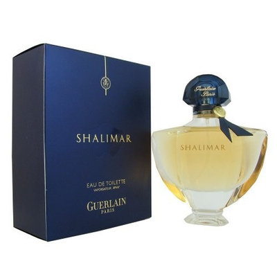 Shalimar by Guerlain 50ml 1.7oz EDT Spray