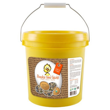 Treats For Chickens Llc Treats For Chickens Pumpkin Seed Snacks, Size: 5 lb. Bucket