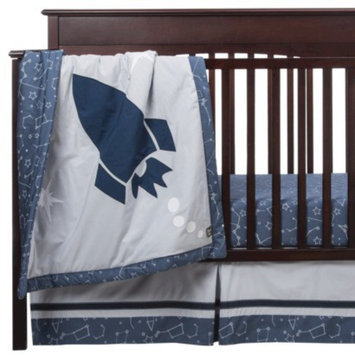 Trend Lab To the Moon and Back 3pc Crib Set by Lab