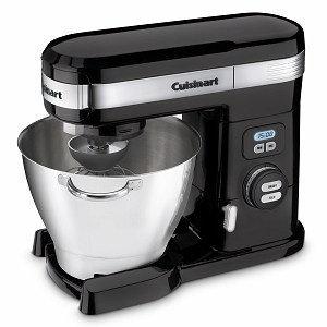 Cuisinart SM-55BK 5.5 Quart Stand Mixer