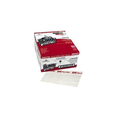 Georgia Pacific GEORGIA-PACIFIC 29423 Wipers, Dispenser Box, White/Red