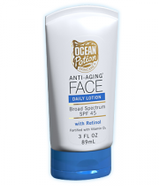 Ocean Potion Anti-Aging SPF 45 Face with Retinol