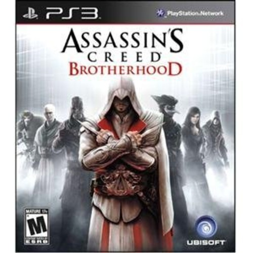 Ubisoft Assassin's Creed: Brtherhd PS3 (Videogame Software)