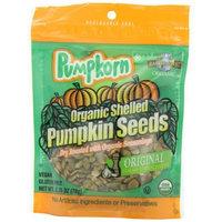 Pumpkorn Original Pumpkin SeedsTamari Garlic Pepper, 2.75-Ounce Bag (Pack of 12)
