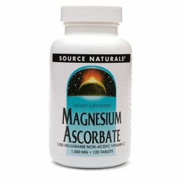 Source Naturals Magnesium Ascorbate 1000MG