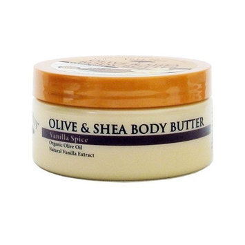 Tree Hut Olive & Shea Body Butter  Vanilla Spice