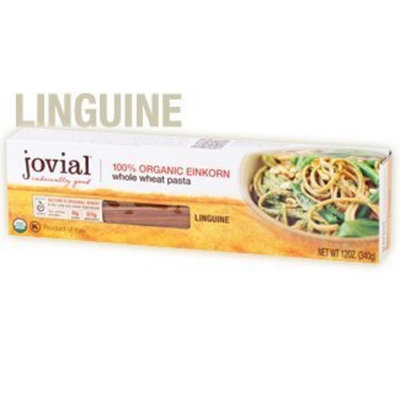 Jovial First Ever Einkorn Pasta Linguine -- 12 oz
