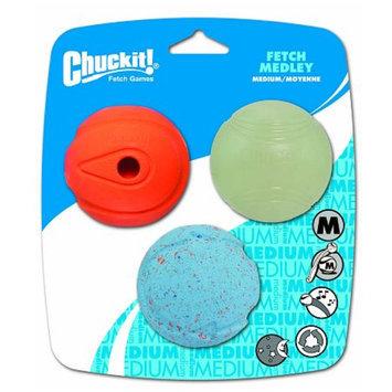 Chuckit! Medium Fetch Medley