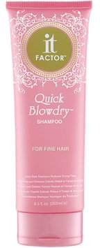 It Factor Quick Blowdry Shampoo - For Fine Hair - 8.5 oz