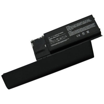 Superb Choice CT-DL6200LR-12P 12 cell Laptop Battery for Dell 0RD300 0RD301 0TC030 0TD116 0TD117