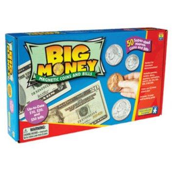 Educational Insights Big Money-Magnetic Coins & Bills