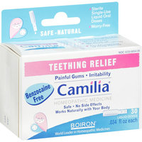 Camilia Homeopathic Remedy Teething Relief