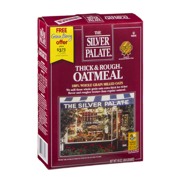 The Silver Palate Thick & Rough Oatmeal