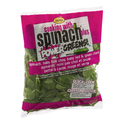 NewStar Spinach Plus Powergreens!