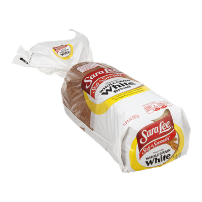 Sara Lee Bread Soft & Smooth Whole Grain White Bread