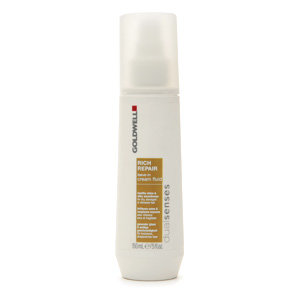 Goldwell Dual Senses Rich Repair Leave-In Cream Fluid for Dry