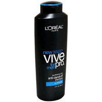 L'Oréal Paris Vive Pro for Men Anti-dandruff Shampoo for All Hair Types