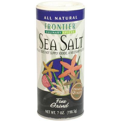 Frontier Fine Sea Salt