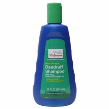 Walgreens Moisturizing Dandruff Shampoo Aloe