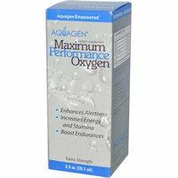 Aquagen Maximum Performance Oxygen 2 fl oz