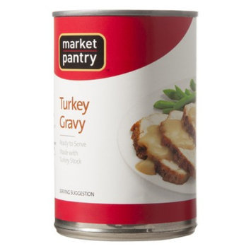 market pantry Market Pantry Ready To Serve Turkey Gravy - 10.5 oz.