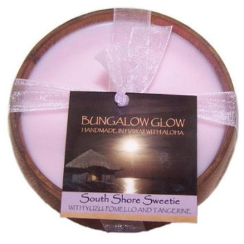 Bubble Shack Hawaii 492773500878 South Shore Sweetie Poi Bowl Candles - Pack of