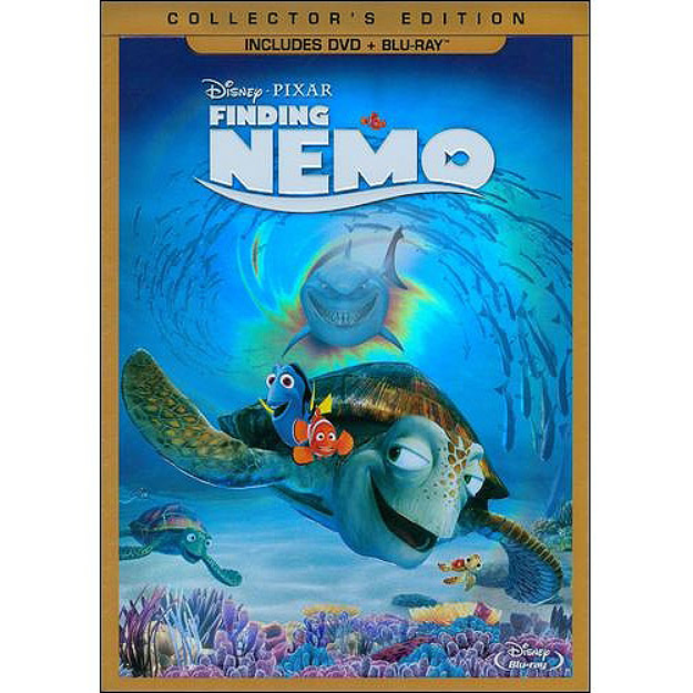 Finding Nemo (DVD + 2-Disc Blu-ray) (Widescreen)