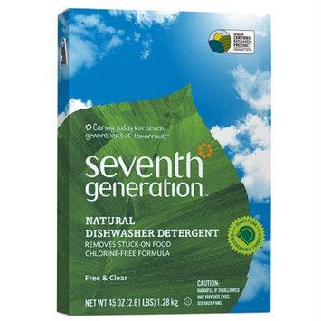 Seventh Generation Automatic Dishwashing Detergent